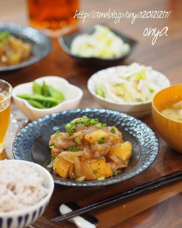 簡単なレンジでできる肉料理6