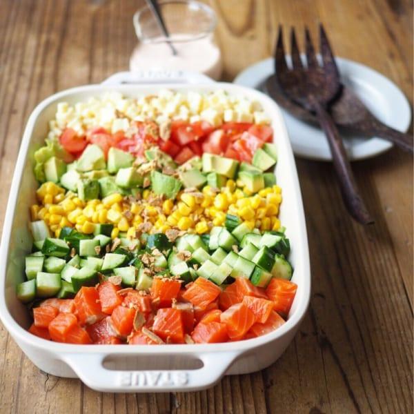 献立にプラスしたい野菜サラダ特集5