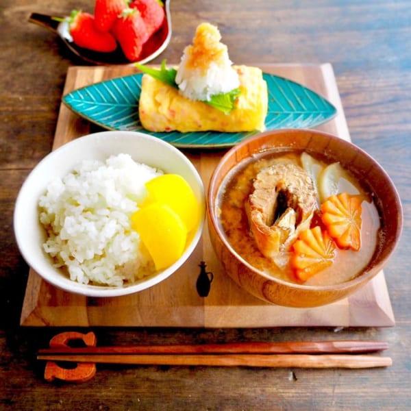 和食に欠かせないお味噌汁の具材アレンジレシピ3