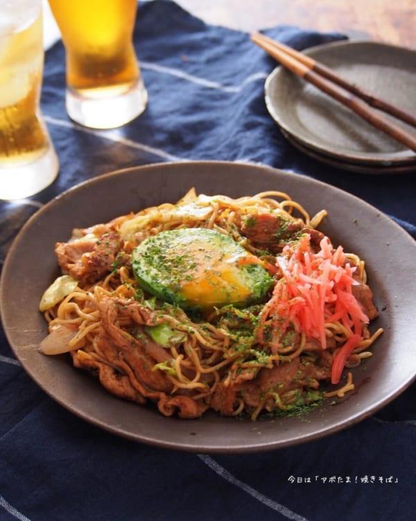 麺レシピ③中華麺7