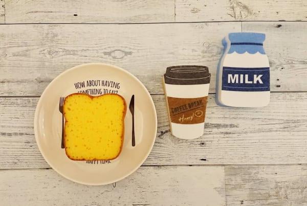 食パン&デザインスポンジ
