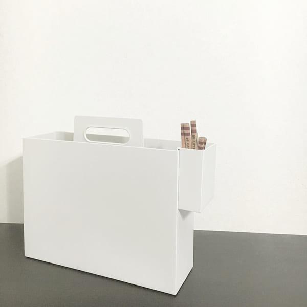 ポリプロピレンファイルボックス用ポケット 無印良品