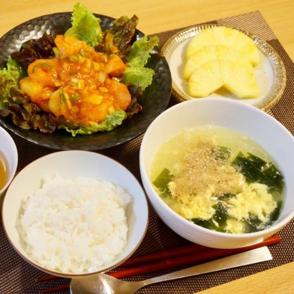 スープ レシピ 中華風5