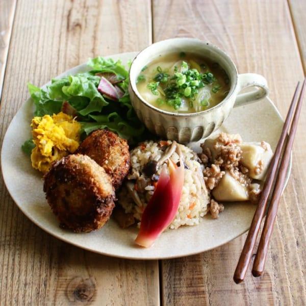 スープ レシピ お味噌汁6