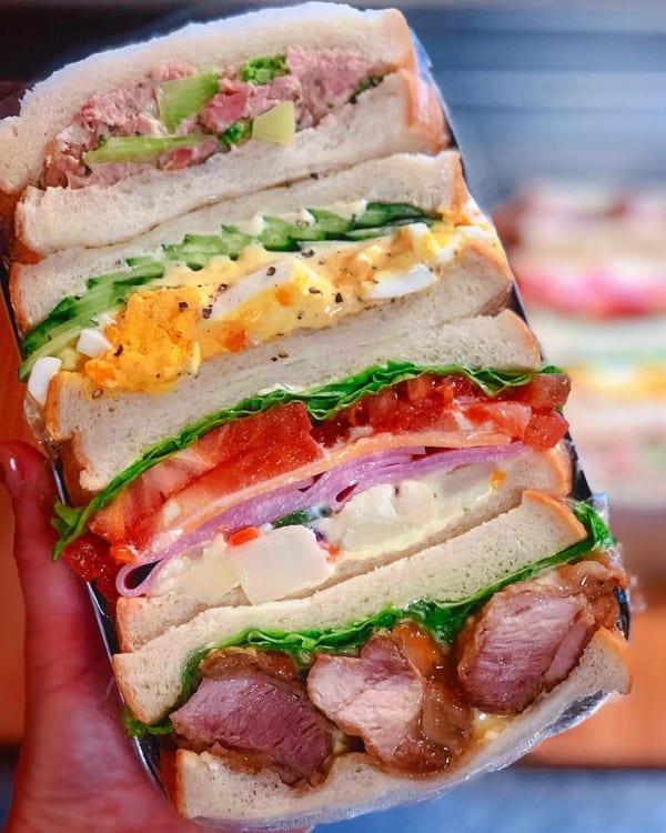ピクニック おしゃれ お弁当3