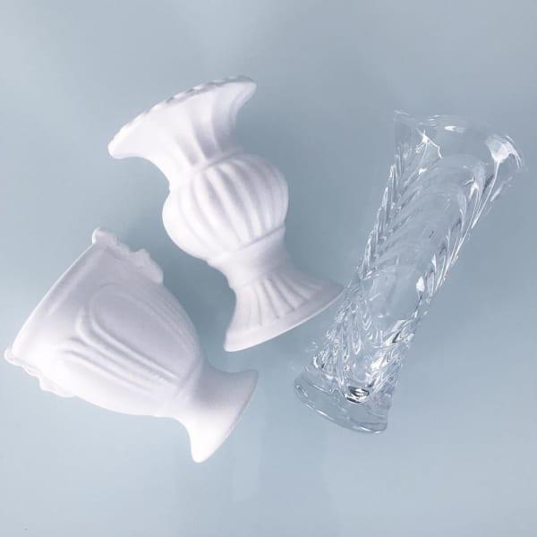 ダイソーの花瓶