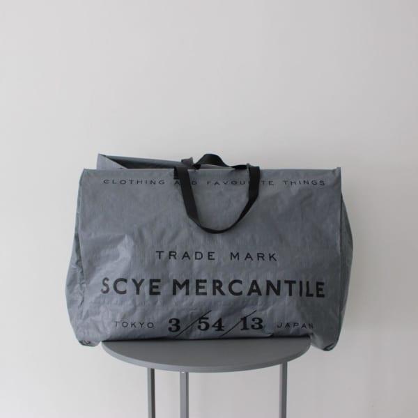 Scye Mercantileのトートバッグ