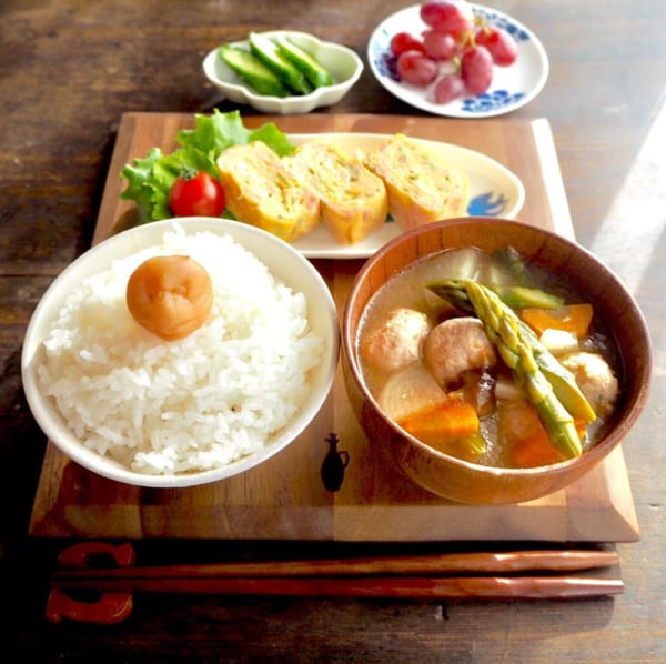 和食に欠かせないお味噌汁の具材アレンジレシピ6