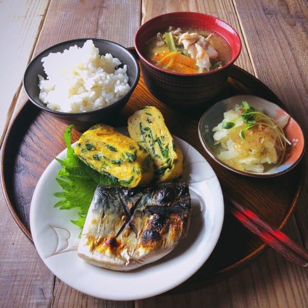 カフェごはん③和食4