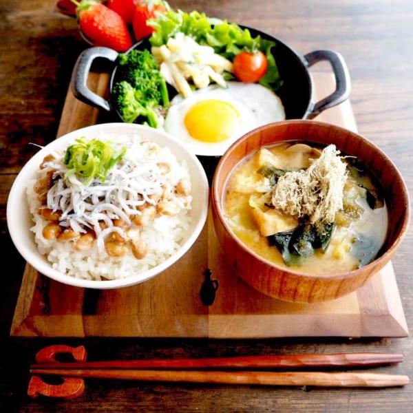 和食に欠かせないお味噌汁の具材アレンジレシピ7