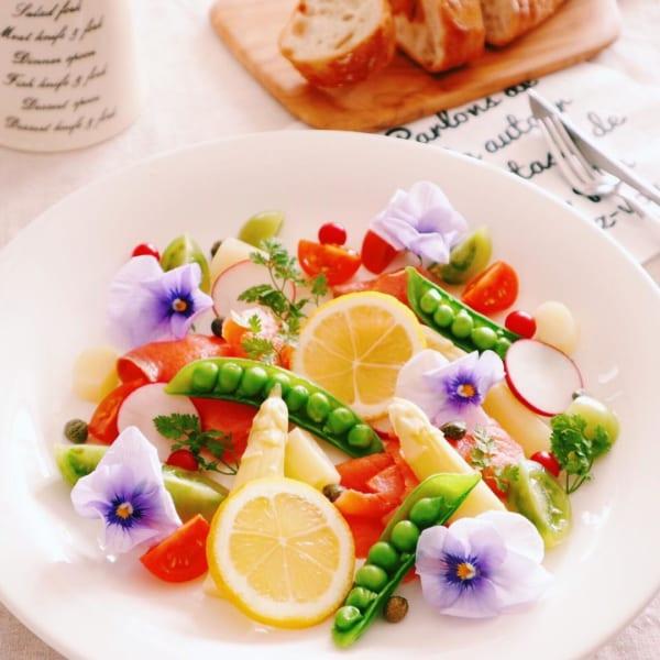 ベジタリアンにおすすめのレシピ《サラダ・副菜》8