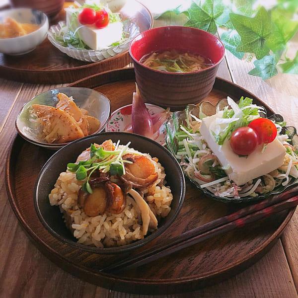 カフェごはん③和食5