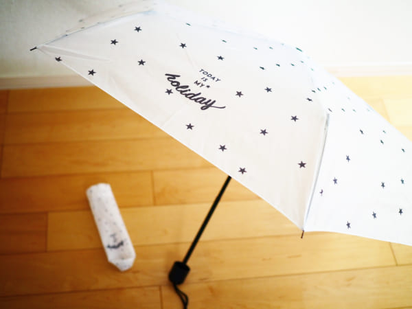 折り畳み傘(ダイソー)