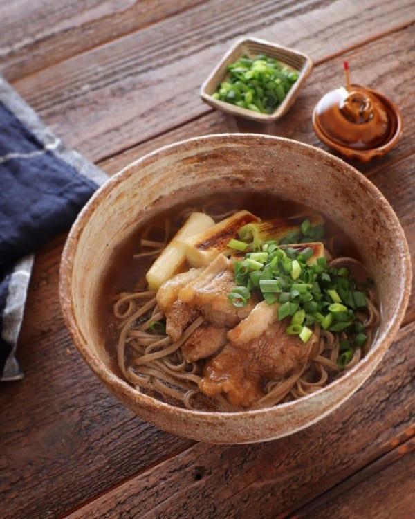 麺レシピ④蕎麦4