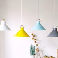 お部屋の雰囲気作りにステキな照明はいかが?彩りを加えてくれるペンダントライト