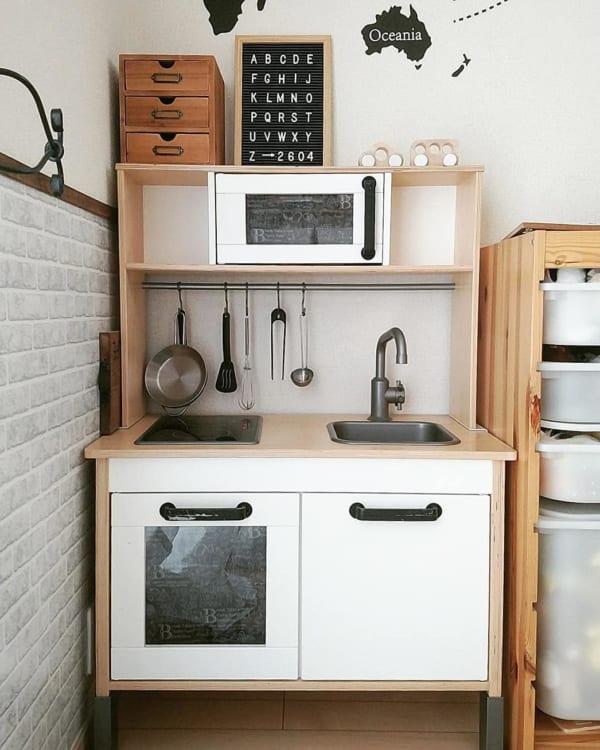 IKEA おままごとキッチン