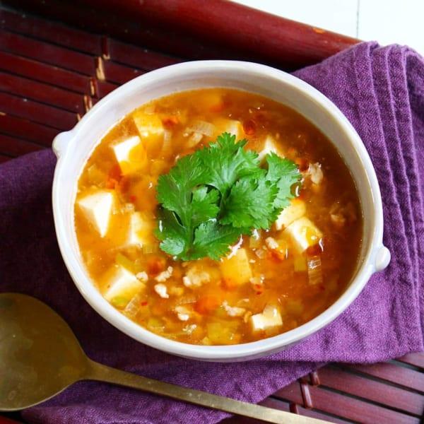 スープ レシピ 中華風6
