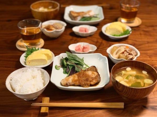 スープ レシピ お味噌汁7
