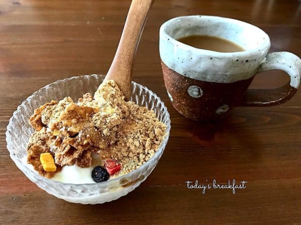 ダイエット中におすすめの朝食《ヨーグルト》4