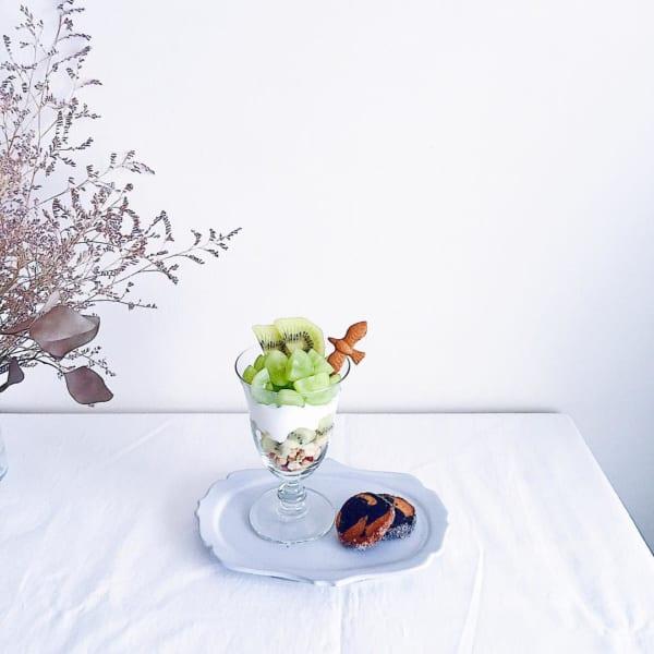 ダイエット中におすすめの朝食《ヨーグルト》6