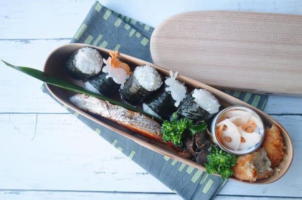 海苔巻き弁当2