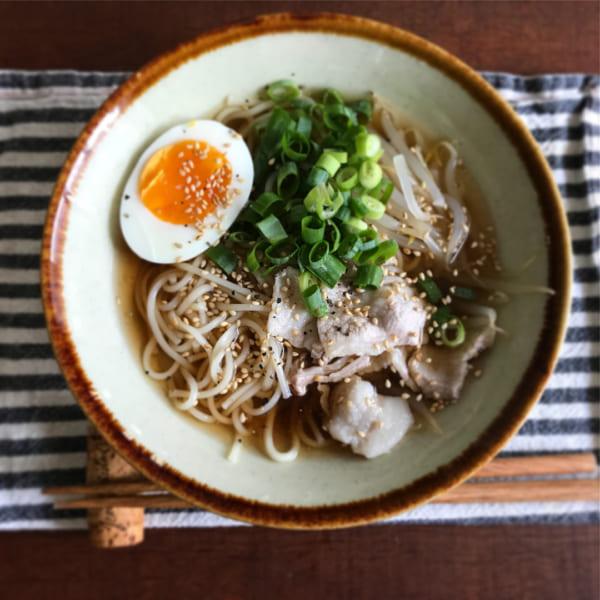 麺レシピ⑤そうめん4