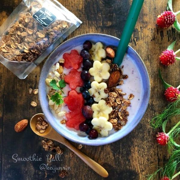 ダイエット中におすすめの朝食《ヨーグルト》8