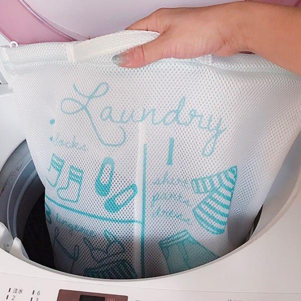 定番アイテム!洗濯ネット