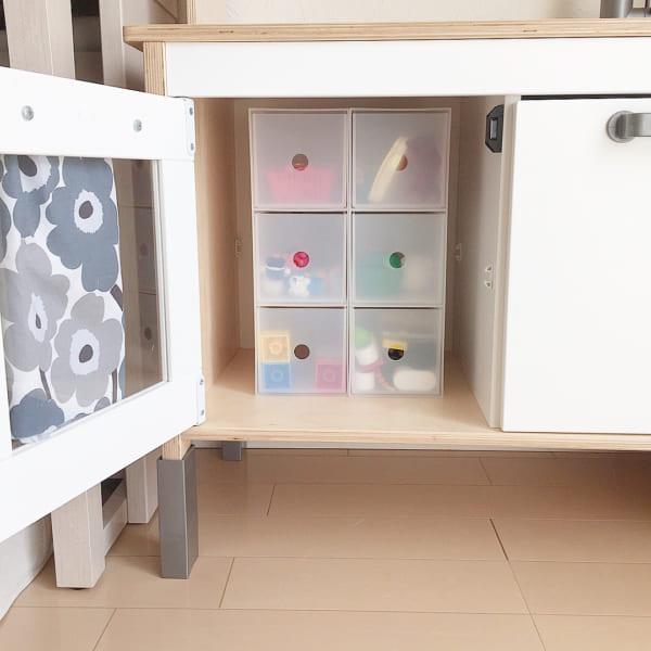 IKEA おままごとキッチン4