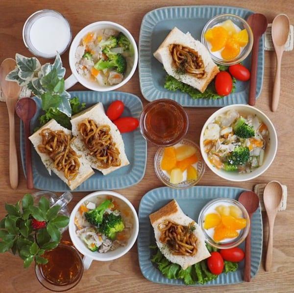 スープ レシピ 和風8