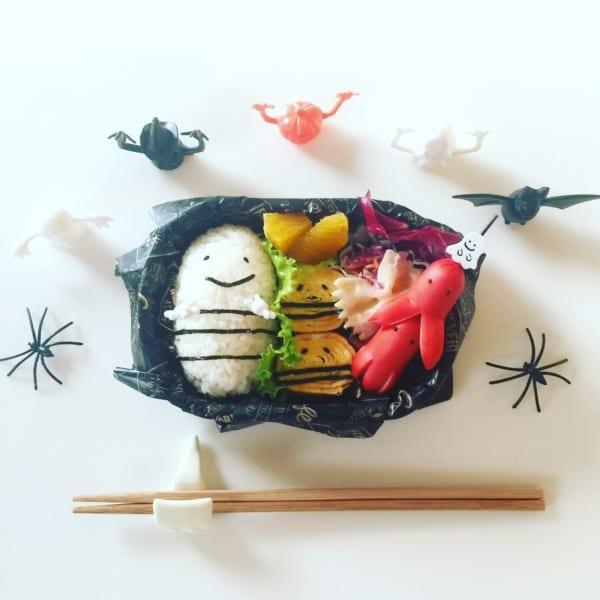 可愛いお弁当の盛り付け方4