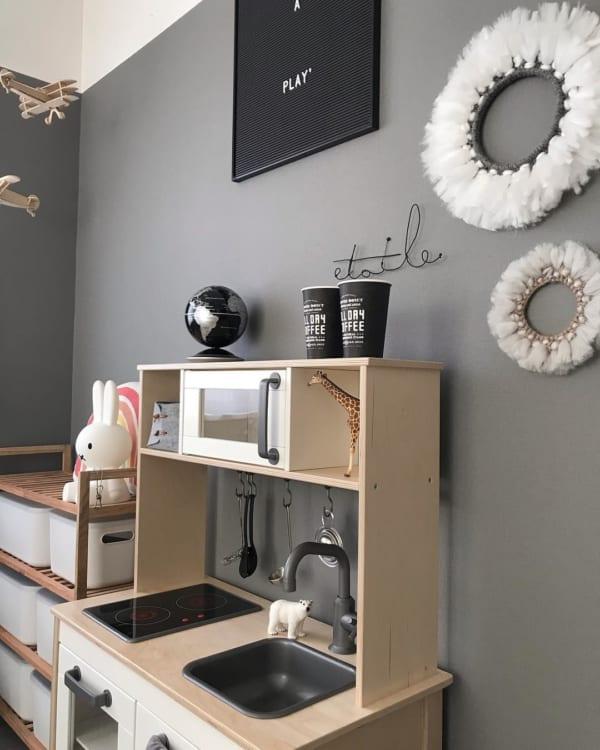 IKEA おままごとキッチン6