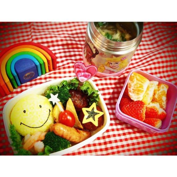 子供 弁当 彩り6