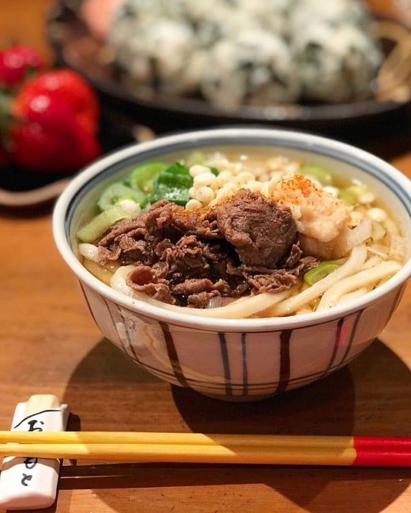 麺レシピ①うどん2