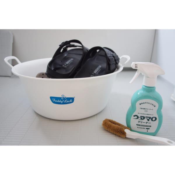 ウタマロクリーナー 掃除 靴
