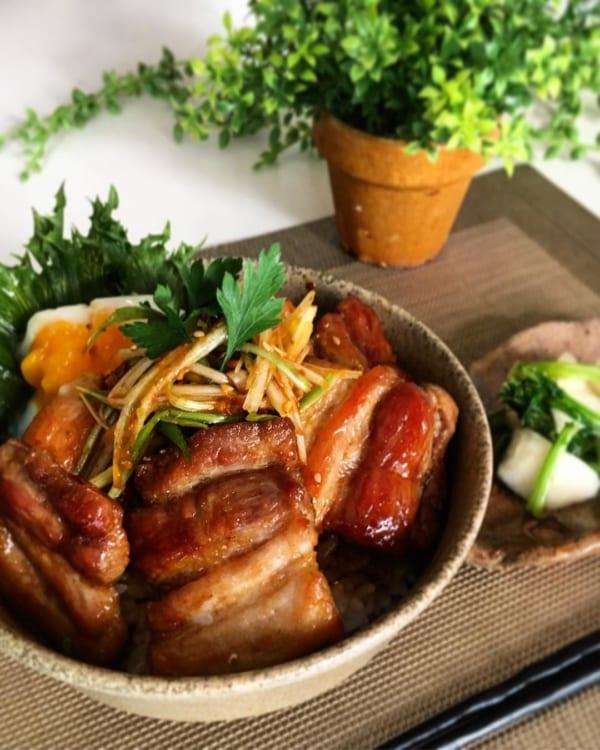 簡単な《豚肉》料理2