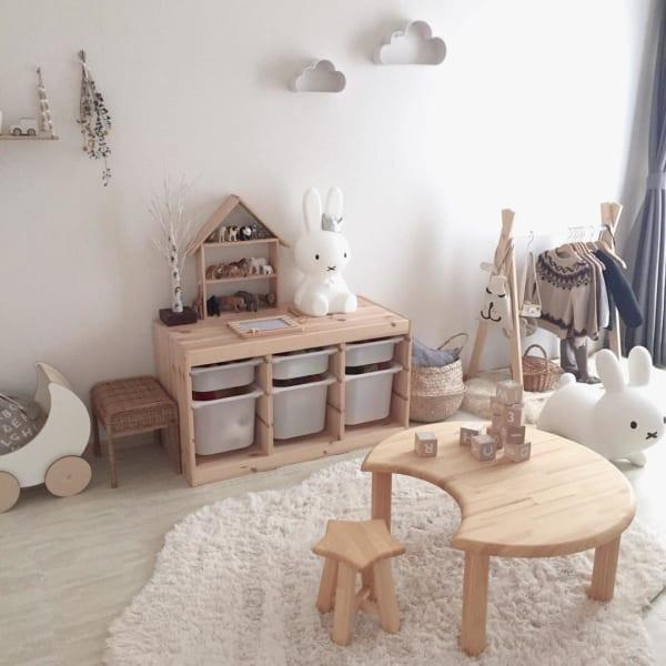 素敵な子供部屋&キッズスペース3