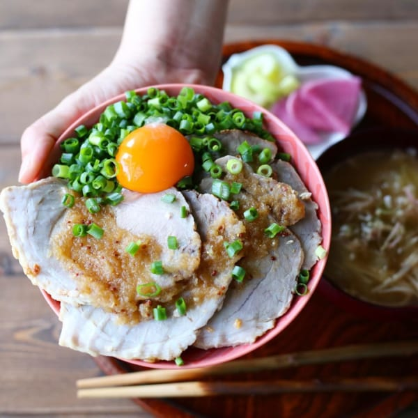 簡単な《豚肉》料理6