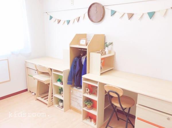 素敵な子供部屋&キッズスペース10