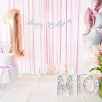 子どもをもっと盛り上げたい☆素敵な誕生日ディスプレイとアイテムをご紹介