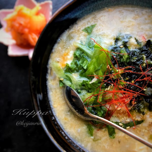 韓国風雑炊