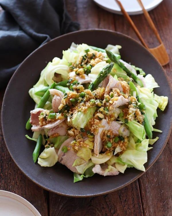 簡単な《豚肉》料理9
