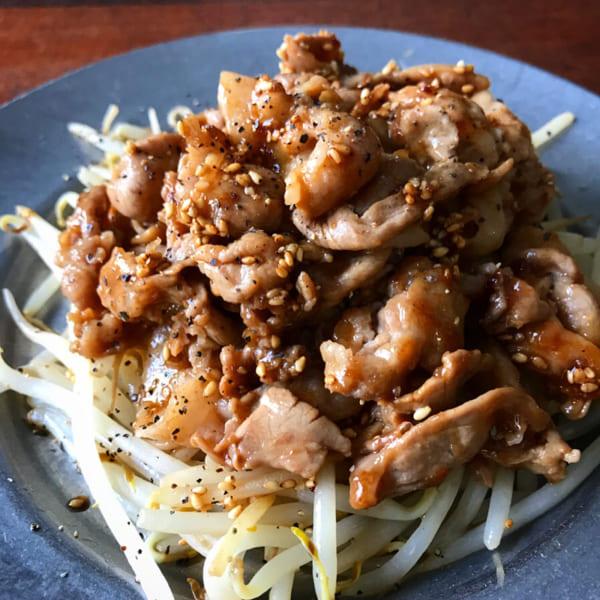 簡単な《豚肉》料理10