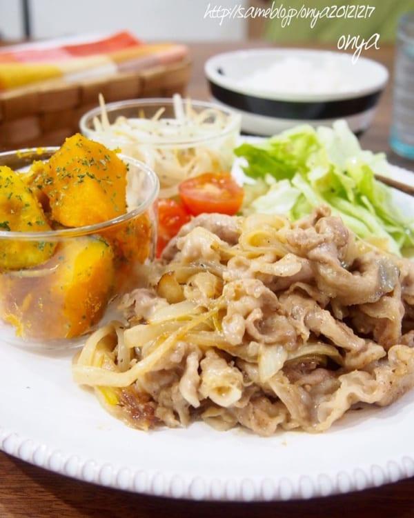 簡単な《豚肉》料理13