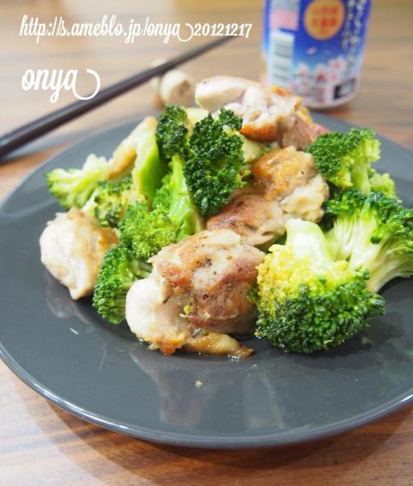 簡単な《鶏肉》料理2