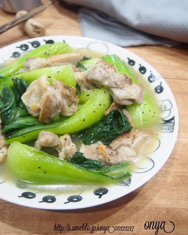 簡単な《鶏肉》料理4