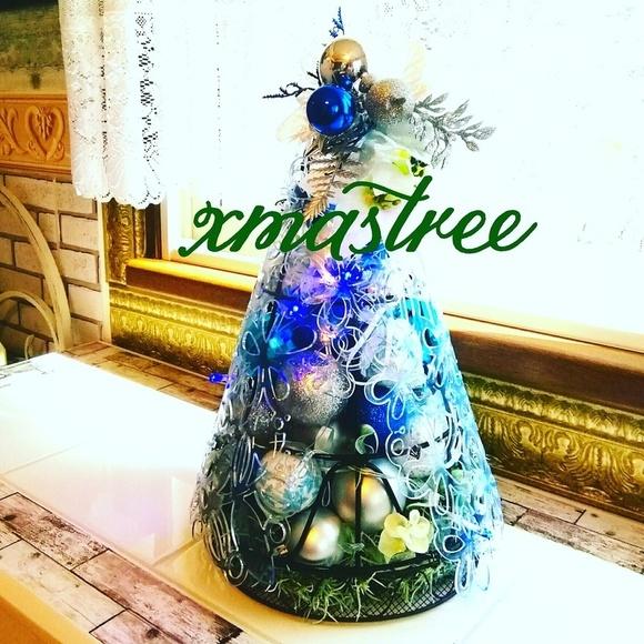 造花インテリア クリスマス2