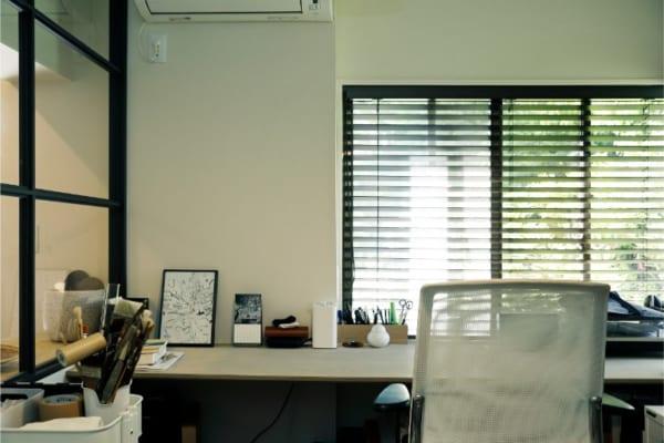 のくらし 明るいアトリエと開放的な居室空間3