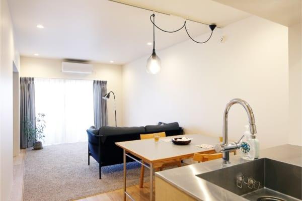 のくらし 明るいアトリエと開放的な居室空間8