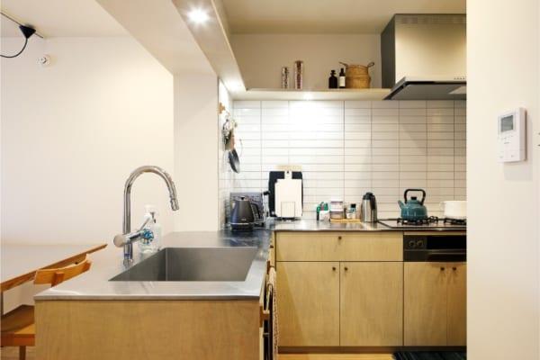 のくらし 明るいアトリエと開放的な居室空間9